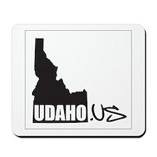 UDAHO.US Logo Mousepad