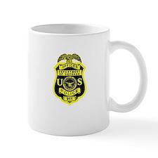 DOD Police Bade Mug