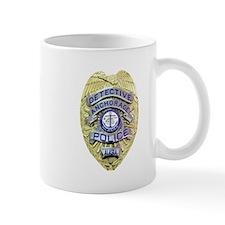 Anchorage, Alaska Detective Mug