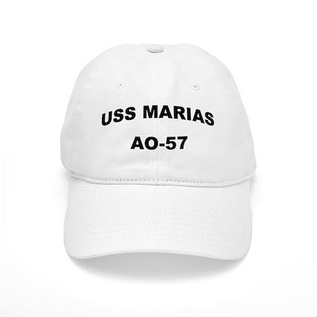 USS MARIAS Cap
