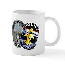 LMPD Badge and Patch Mug