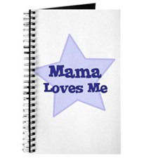 Mama Loves Me Journal