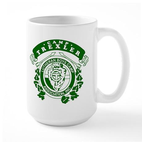 Camp Trexler Large Mug