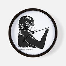 Unique Apes Wall Clock