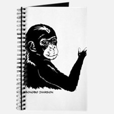 Unique Cute monkeys Journal