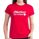 Mother of Twins Women's Dark T-Shirt