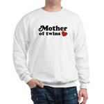 Mother of Twins Sweatshirt