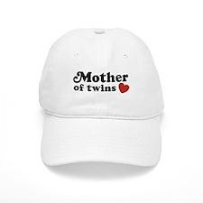 Mother of Twins Baseball Cap