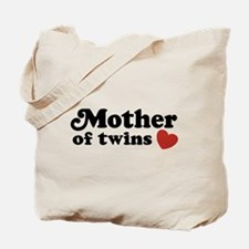 Mother of Twins Tote Bag
