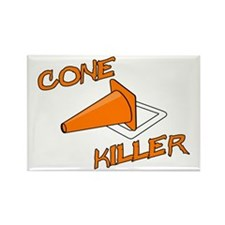 Cone Killer Rectangle Magnet