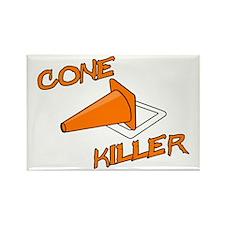 Cone Killer Rectangle Magnet (10 pack)