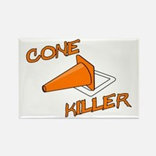 Cone Killer Rectangle Magnet (10 pack)