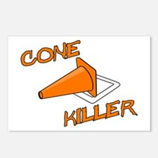Cone Killer Postcards (Package of 8)