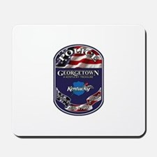 Georgetown, KY PD Mousepad