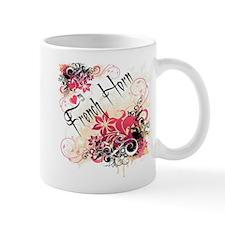 Heart My French Horn Mug