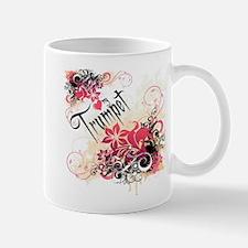 Heart My Trumpet Mug
