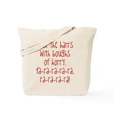 Deck The Harrs Tote Bag