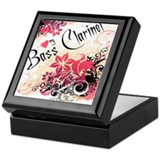 Heart My Bass Clarinet Keepsake Box