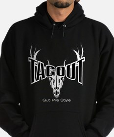 Tag Out Hunting Hoodie (dark)