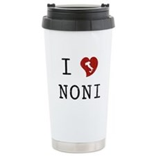 I Love Noni Thermos Mug