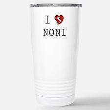 I Love Noni Travel Mug