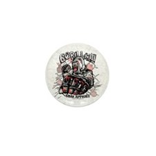Gorillian MMA Mini Button