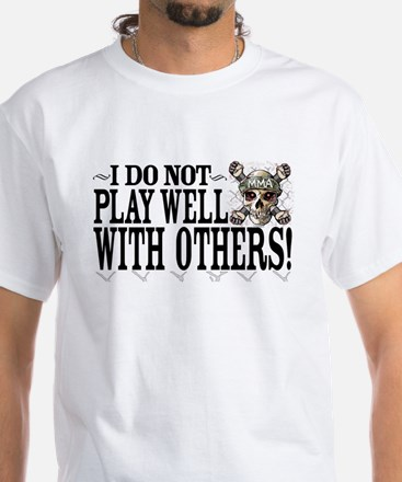 I don't play well MMA Shirt