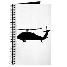 Cute Army aviation blackhawk Journal