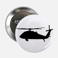 "Cute Army aviation blackhawk 2.25"" Button"