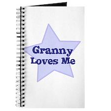 Granny Loves Me Journal