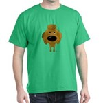 Big Nose Poodle Dark T-Shirt
