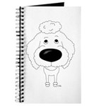 Big Nose Poodle Journal