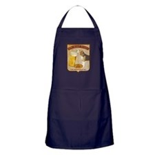Regal Beagle Apron (dark)