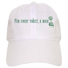Irish You Were Beer Baseball Cap