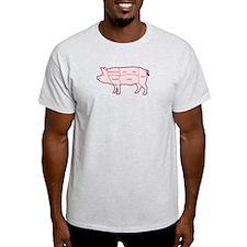 Pork Chart T-Shirt