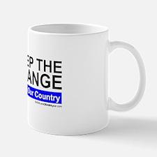Keep The Change Mug