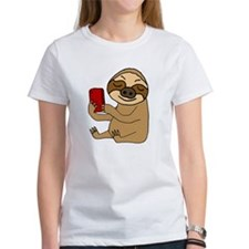 A Groundhog Sees a Shrink Long Sleeve T-Shirt