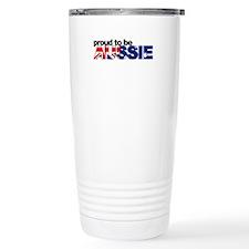 Proud to be Aussie Travel Mug