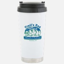 Trail's End Stainless Steel Travel Mug