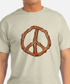 Bacon Peace Sign T-Shirt