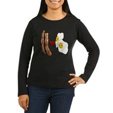 Bacon Loves Eggs T-Shirt