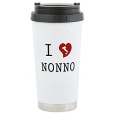 I Love Nonno Travel Mug