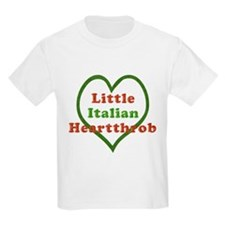 Little Italian Heartthrob T-Shirt