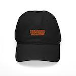 Less Work Black Cap