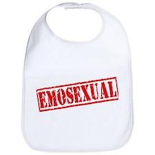 Emosexual Bib