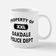 Property of Oakdale Police Dept Mug