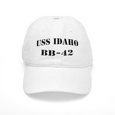 USS IDAHO Baseball Cap