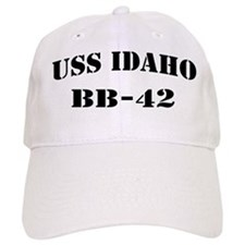 USS IDAHO Cap