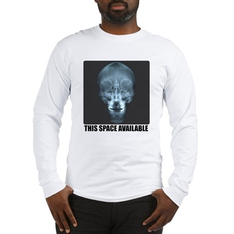 Space Available - Long Sleeve T-Shirt