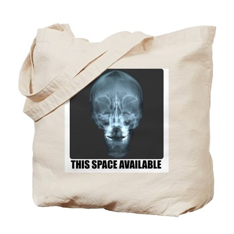 Space Available - Tote Bag
